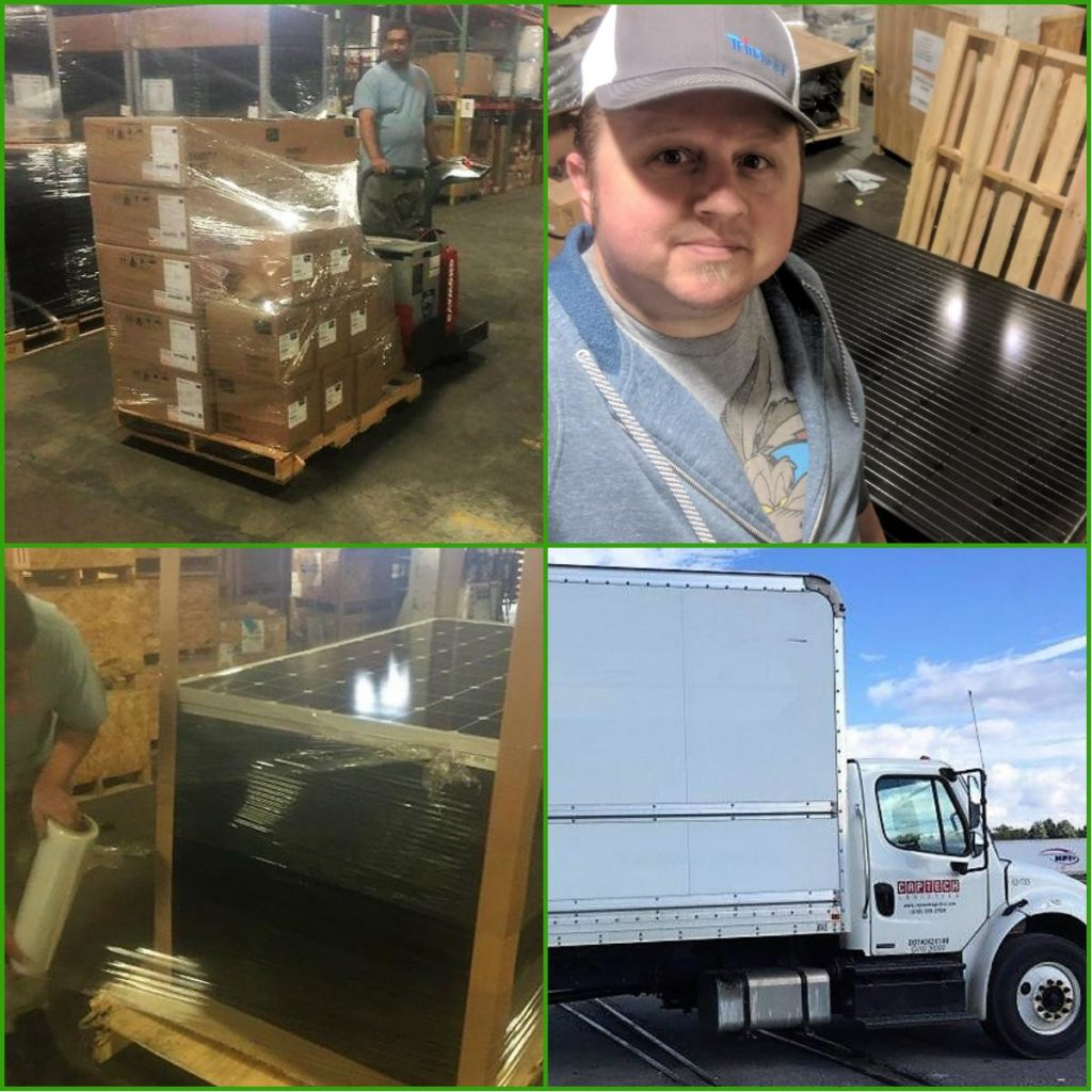 distribution warehouse, ecommerce fulfillment center and logistics provider in New York